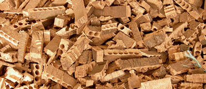 There is almost zero waste from the product of cork flooring.