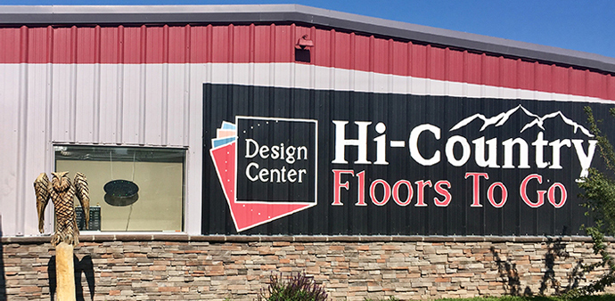 Come visit Hi Country's full service warehouse in Gunnison, CO today!